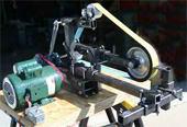 ماشین آلات مورد نیاز ساخت چاقو