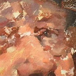 نقاشی در اپرا با جفری واتس