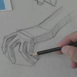 آموزش طراحی دست و پا - متیو آرکامبالت