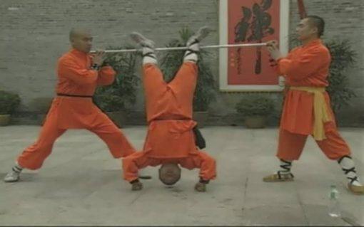 آموزش کونگ فو- شائولین کونگ فو