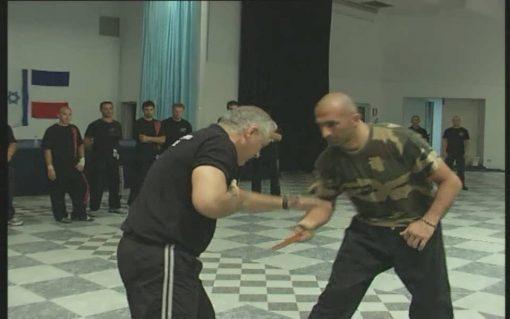 آموزش کراو ماگا