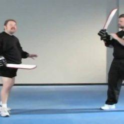 آموزش سلاح سرد - مبارزه و دفاع