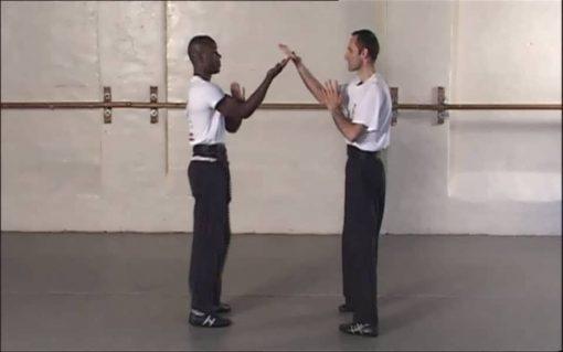 آموزش مبارزه به سبک وینگ چون