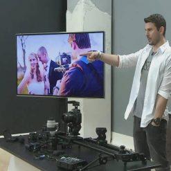 آموزش فیلمبرداری عروسی - ونسا و راب