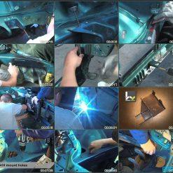 آموزش تعویض موتور ماشین