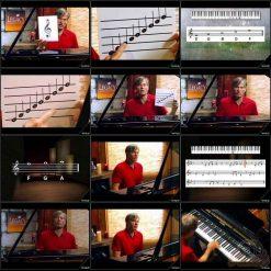 آموزش پیانو از مبتــدی تا حــرفه ای