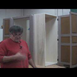 ساخت کمد و قفسه از مبـــتدی تا حــــرفه ای