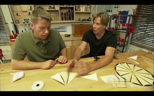 کارگاه نجاری حرفه ای راف کات و تامی مک