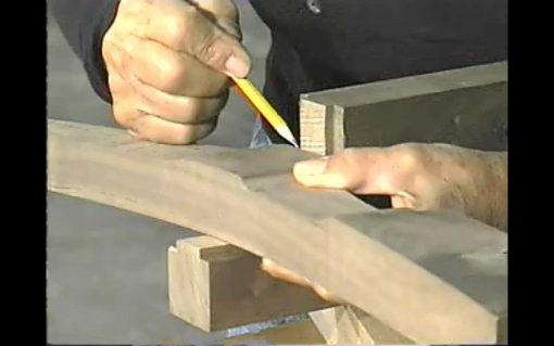 تجربه کار روی چوب با سم مالوف