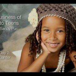 آموزش عکاسی از کودک نوپا - سندی پوک