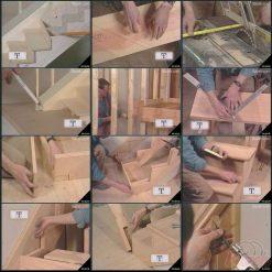 آموزش حرفه ای ساخت و ساز با چوب