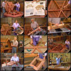 پروژه های آسان کار با چوب