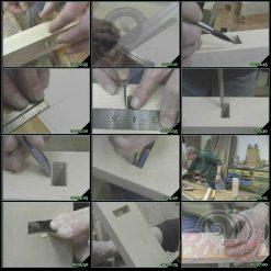 تکنیک های حرفه ای کار با چوب