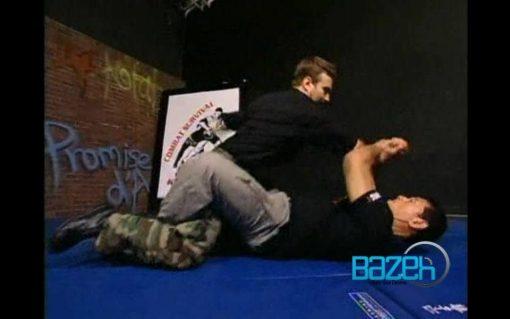 کوماندو کراو - مبارزه به سبک حرفه ای