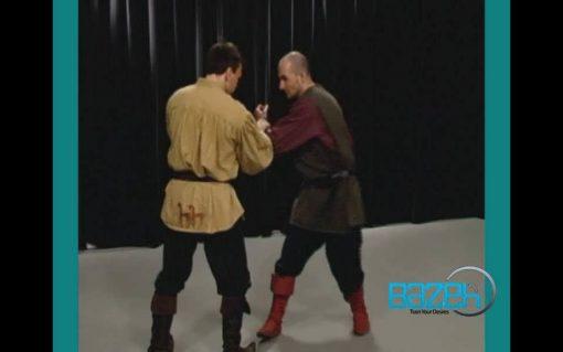 آموزش کشتی به سبک قرون وسطی