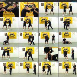 سبک فیلیپینی - مبارزه با دستان خالی
