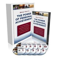 قدرت دستاورد های شخصی از برایان تریسی
