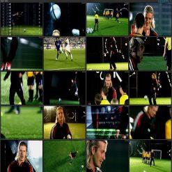 آموزش فوتبال به سبک دیوید بکام