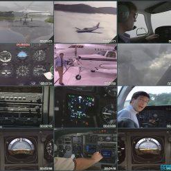آموزش اینسترومنت های هواپیما