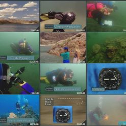 آموزش جامع موقعیت یابی در زیر آب
