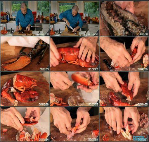 آموزش آشپزی ساده - ژاک پپین