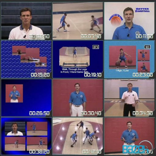 آموزش تکنیک های بسکتبال