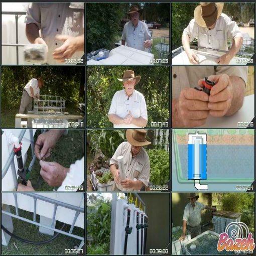 آموزش آکواپونیک - پرورش ماهی و گیاه