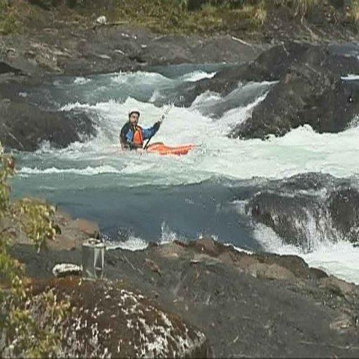 آموزش کایاک سواری- قایق رانی