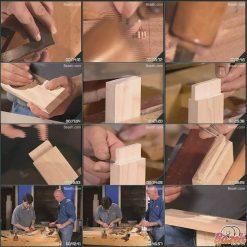 هنر کار با چوب - کارهای چوبی با راب کازمن