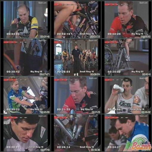 ورزش با دوچرخه ثابت - اسپینروال