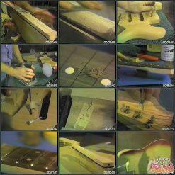 آموزش ساخت گیتار - گیتار آکوستیک