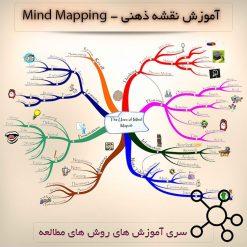 آموزش نقشه ذهنی - مایند مپینگ Mind Mapping