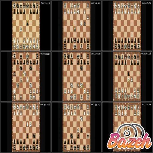 آموزش شطرنج از ابتدا تا انتها