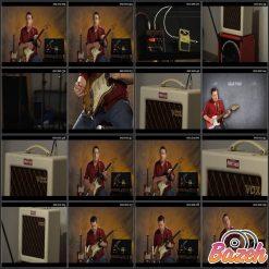 آموزش مقدماتی گیتار بلوز ریتمیک از استیو ترواتو