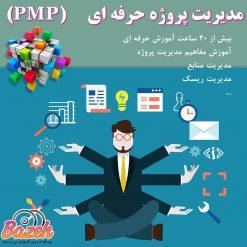مدیریت پروژه حرفه ای (PMP)