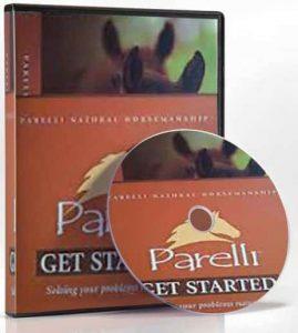 شروع آموزش اسب با پت پارلی