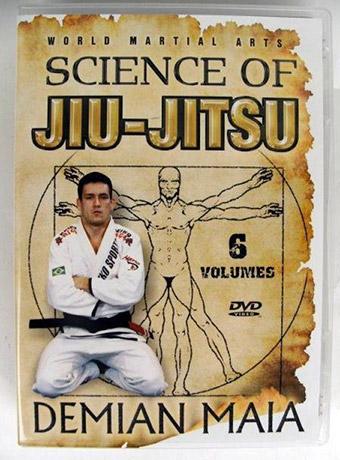 آموزش-فنون-جوجیتسو-از-دمیان-مایا