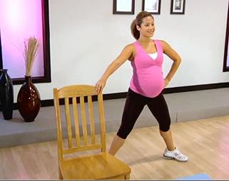آموزش پیلاتس برای بارداری